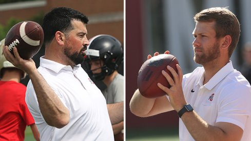 Ryan Day and Corey Dennis could be facing a bit of a conundrum on the recruiting trail.