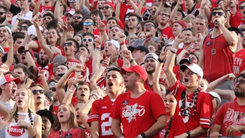 Ohio State football fans