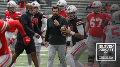 Ryan Day and C.J. Stroud