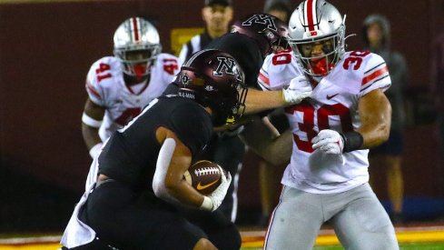 The Buckeye defense made a number of second-half adjustments to take down the Gophers in the 2021 season opener.