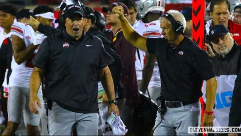 Ryan Day and Kerry Coombs