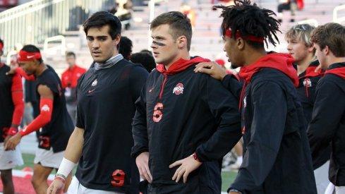 Jack Miller, Kyle McCord, C.J. Stroud