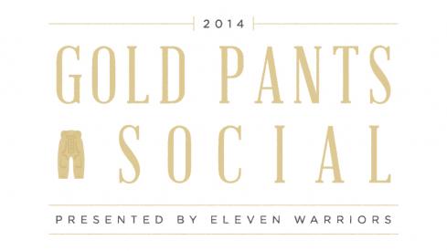 The Gold Pants Social 2014