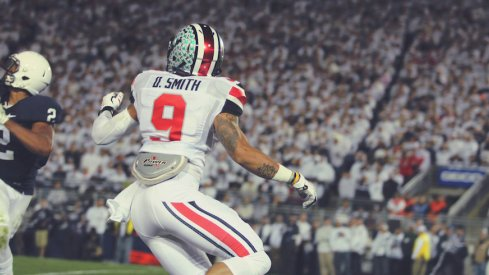 The Buckeyes haven't had a reliable deep threat since Devin Smith.