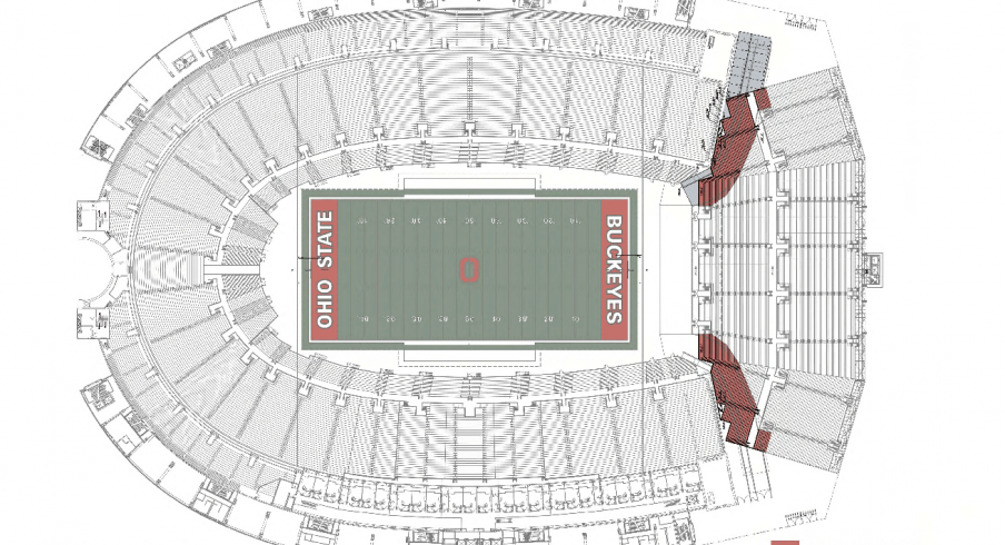 First Look Artist Rendering Of The 2 522 New Seats And