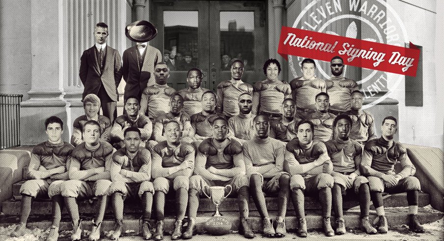 meet the ohio state football recruiting class of 2014 eleven warriors