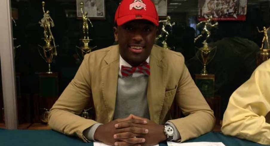Parris Campbell on National Signing Day