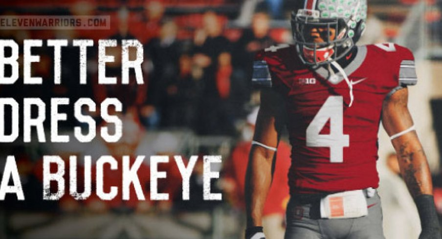 Better Dress a Buckeye: Reimagining Ohio State's Athletic Logo and Football Uniforms