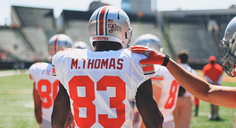 Thomas will look to be more than a spring game MVP in 2014.