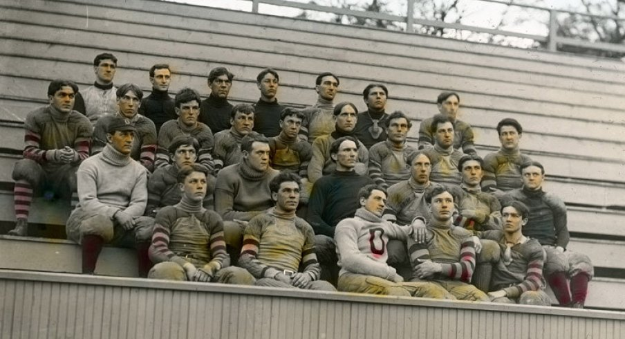 The 1899 Ohio State Football Buckeyes