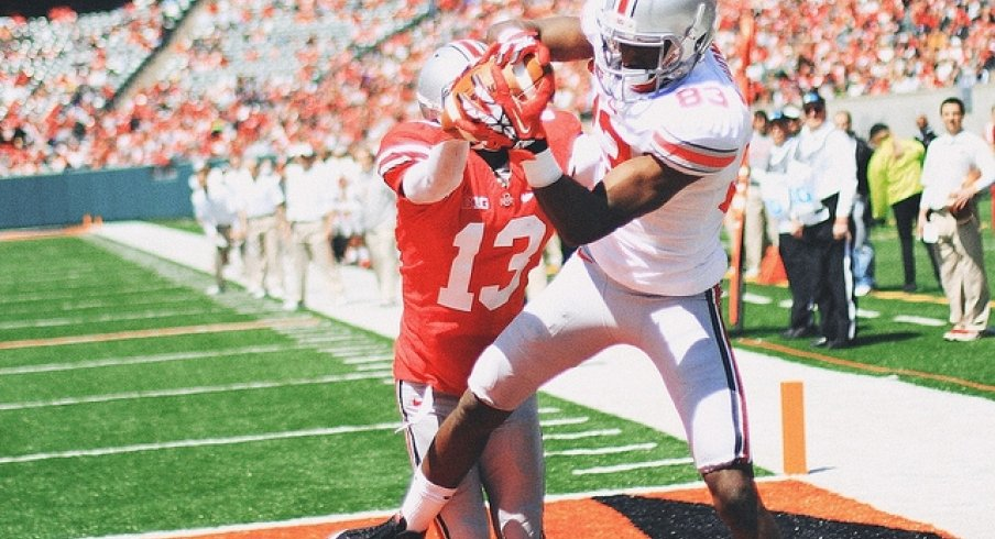 2013 redshirts Eli Apple and Michael Thomas look to contribute this fall