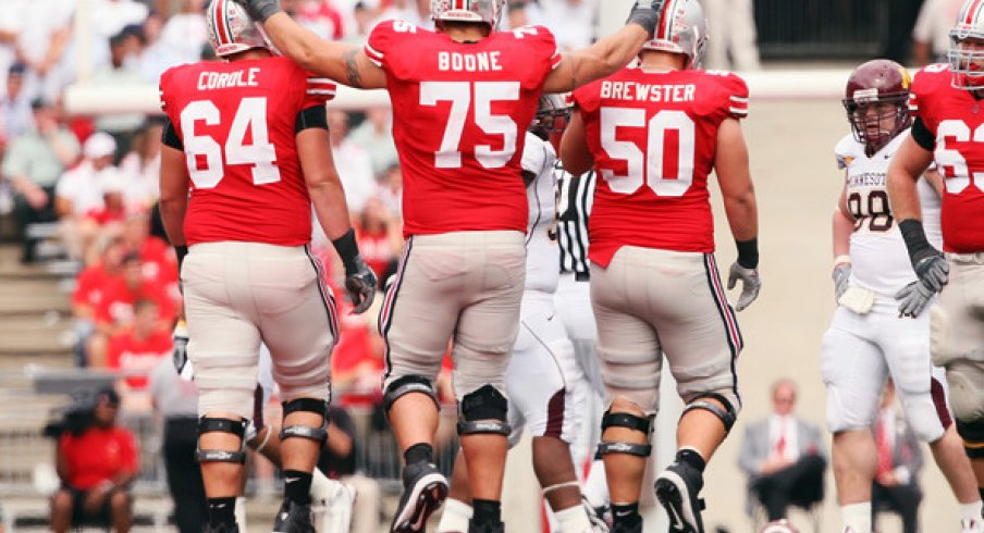 Cordle, Boone and Brewster all made it to the NFL via the undrafted free agent route