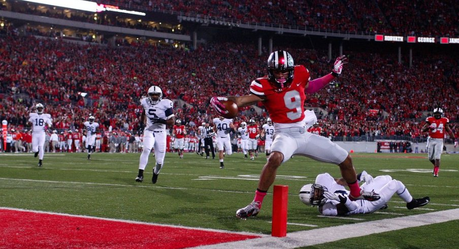 Devin Smith is one target that could see an uptick in big play production this fall