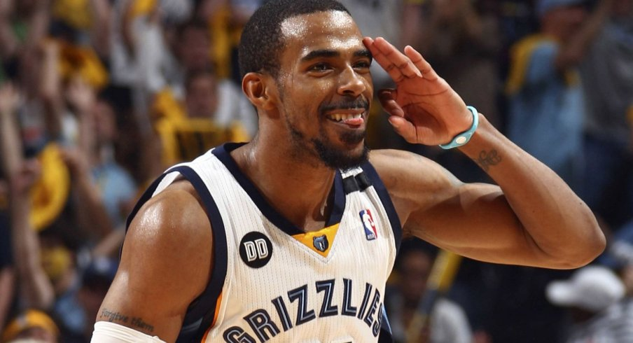 Mike Conley leads the pack of current Buckeyes in the NBA