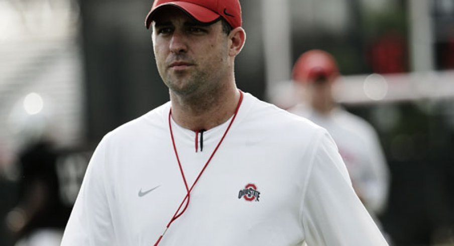 Zach Smith Rains Facts About the Ohio State Coaching Staff Down Upon Twitter | Eleven Warriors