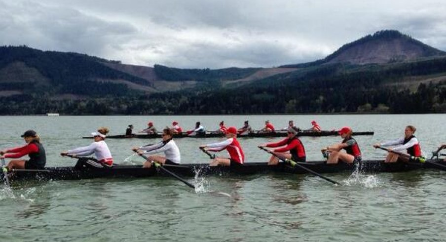 The women's rowing team is turning into a juggernaut.