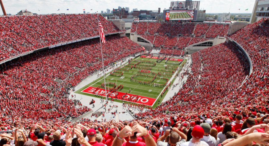 ticket resellers make ohio stadium the priciest place in college