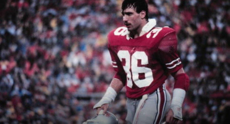 Spielman is the best of three elite Ohio State linebackers to have worn No. 36