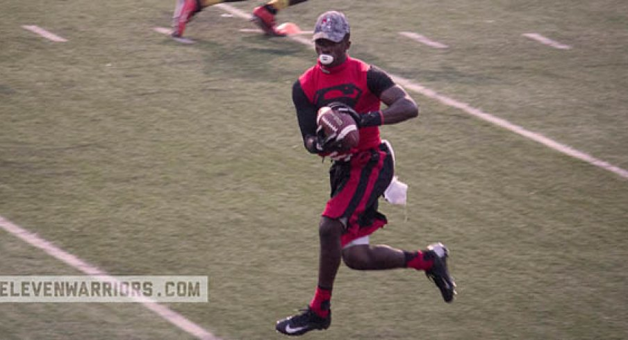 Eric Glover-Williams stole the show at last year's Friday Night Lights.