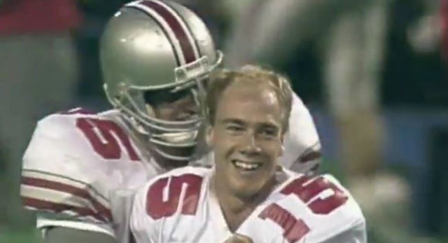 Greg Frey went owned the Metrodome.