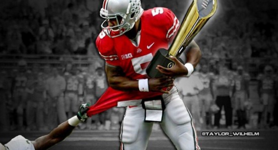 Braxton Miller is Carrying the College Football Playoff ...