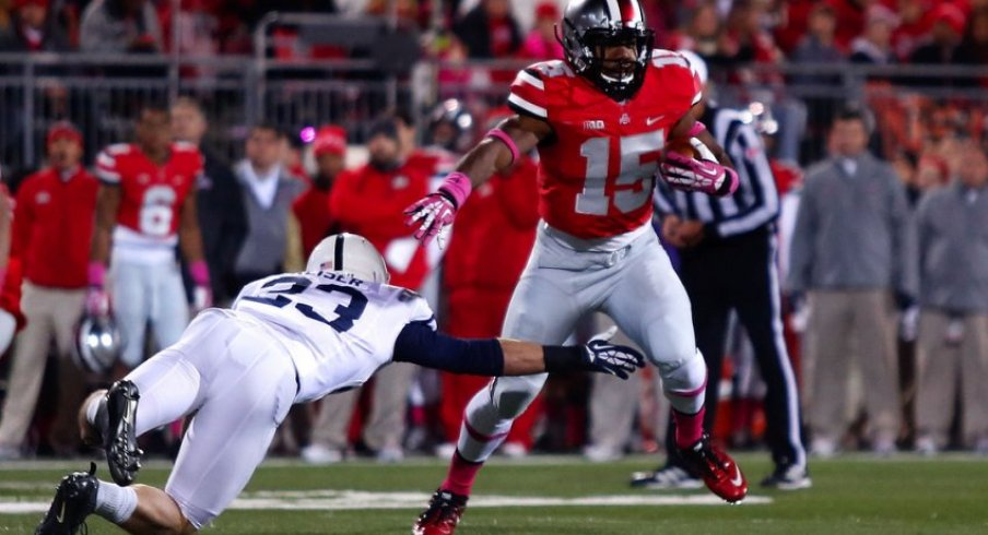 Ezekiel Elliott will get the first shot to be Ohio State's #1 tailback.