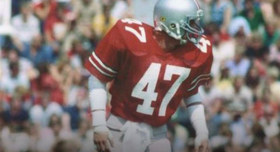 Ohio State great Doug Donley –or as his friends called him, White Lightning.