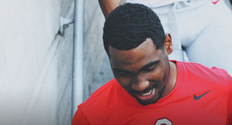 Ohio State is taking Braxton Miller's return from surgery slowly.