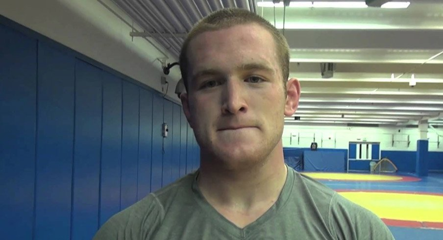Kyle Snyder arrives at Ohio State as the top wrestling prospect in the country.