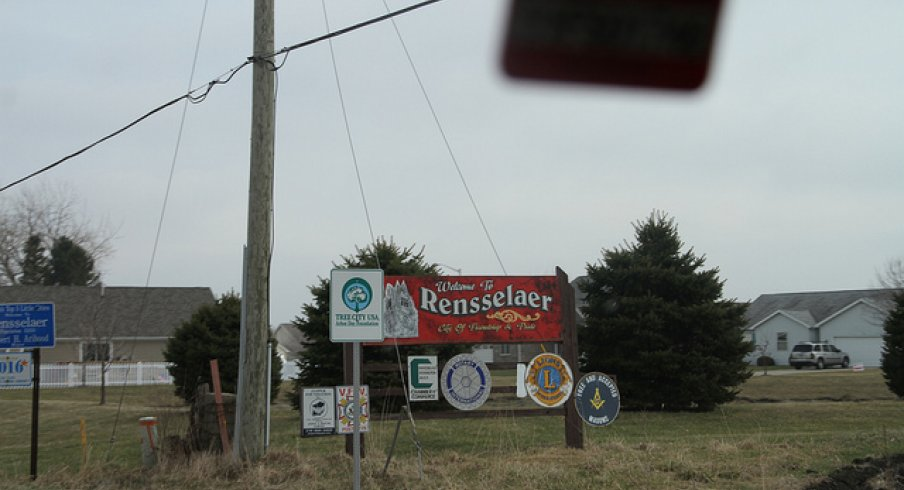 Welcome to Rensselaer, Home of Purdue Football