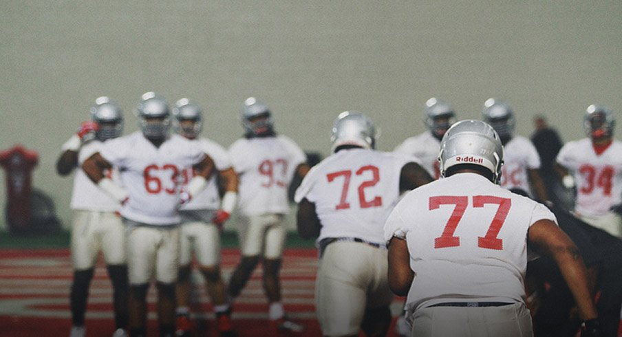 Larry Johnson inherits one of the nation's best defensive lines.