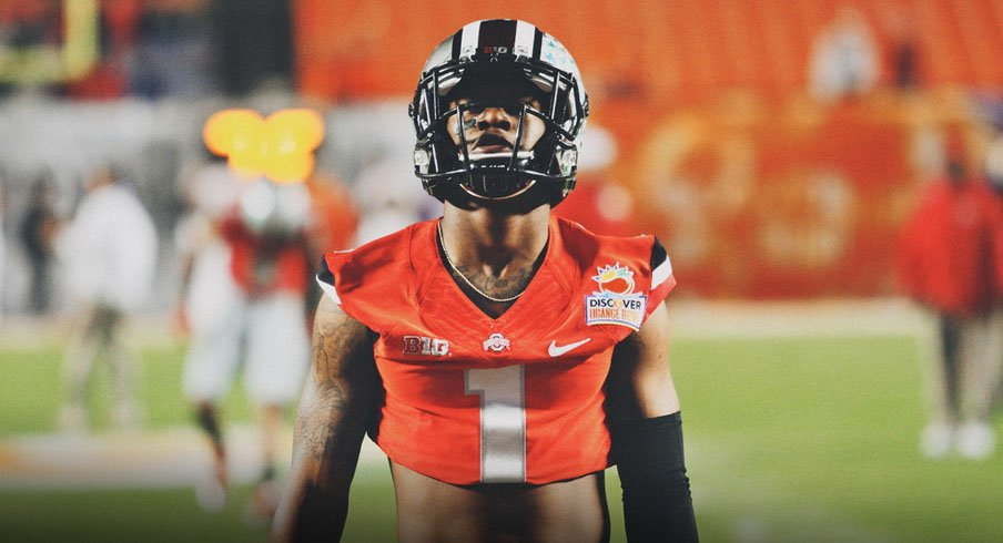 Dontre Wilson will be one of many Buckeyes counted on to help replace Braxton Miller's production.