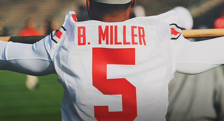 Urban Meyer discusses life without Braxton Miller.