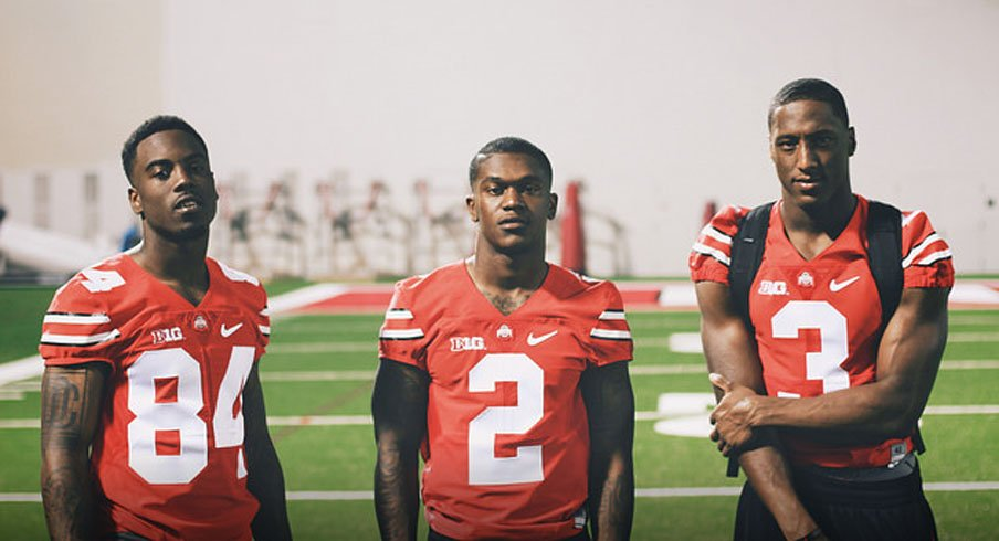 Corey Smith, Dontre Wilson, and Michael Thomas are just a few of the weapons Ohio State has at its disposal.