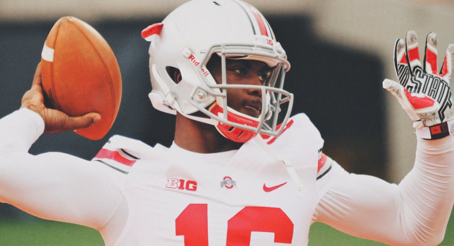 J.T. Barrett is expected to lead Ohio State this season.