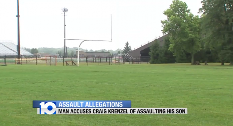 Dublin Dad Wants Craig Krenzel Charged For Assault His Son