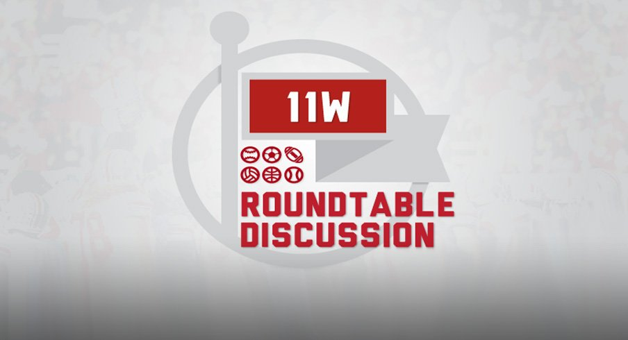 It's an Eleven Warriors Roundtable!