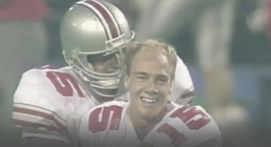 Greg Frey was a part of the largest comeback in Ohio State football history.
