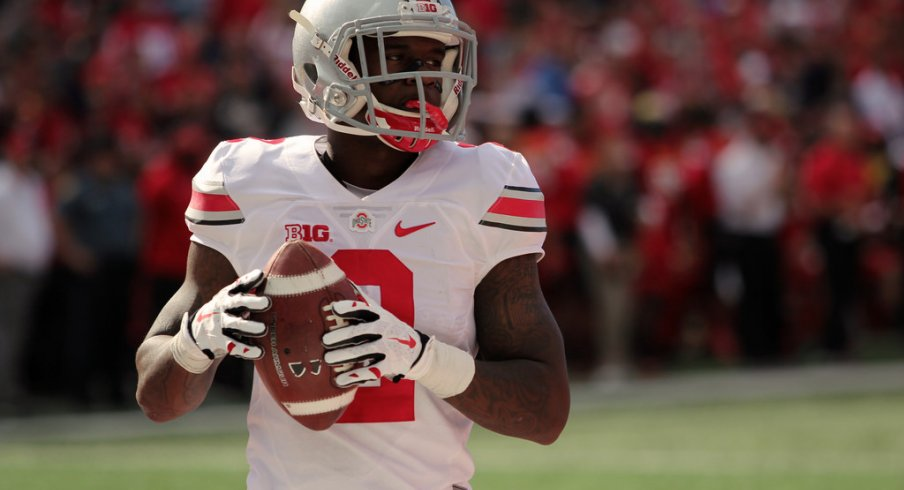 Dontre Wilson is one of Ohio State's young playmakers