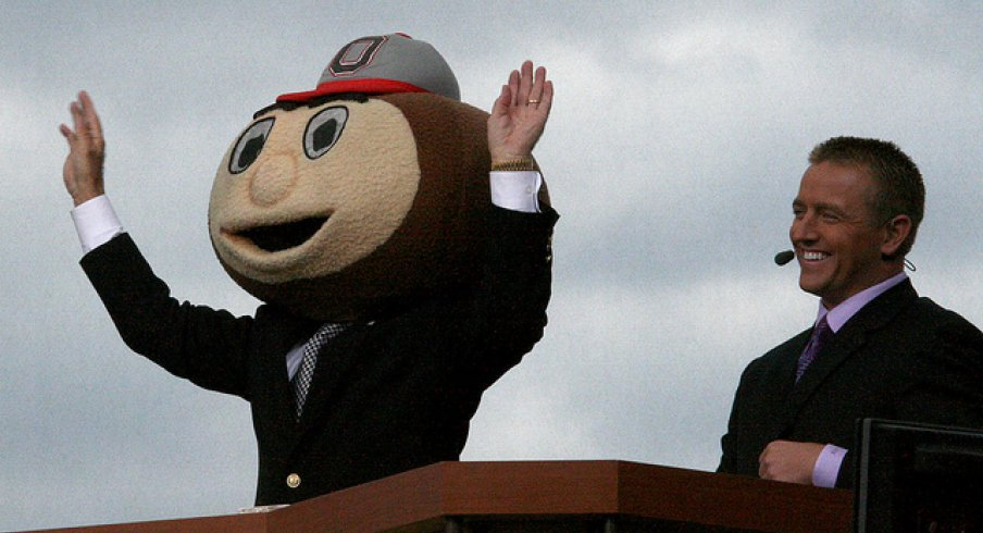 Lee Corso choosing the Bucks