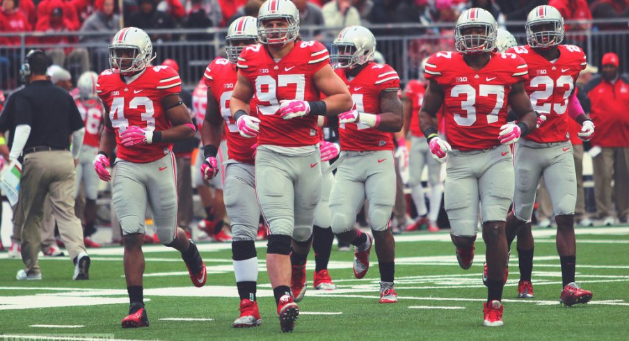 Ohio State's defensive improvement may be overlooked.