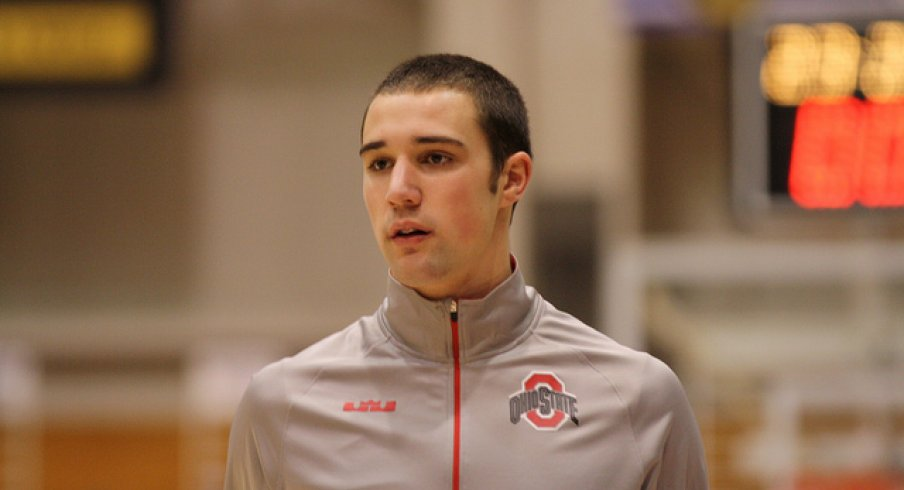 Aaron Craft during his Ohio State days