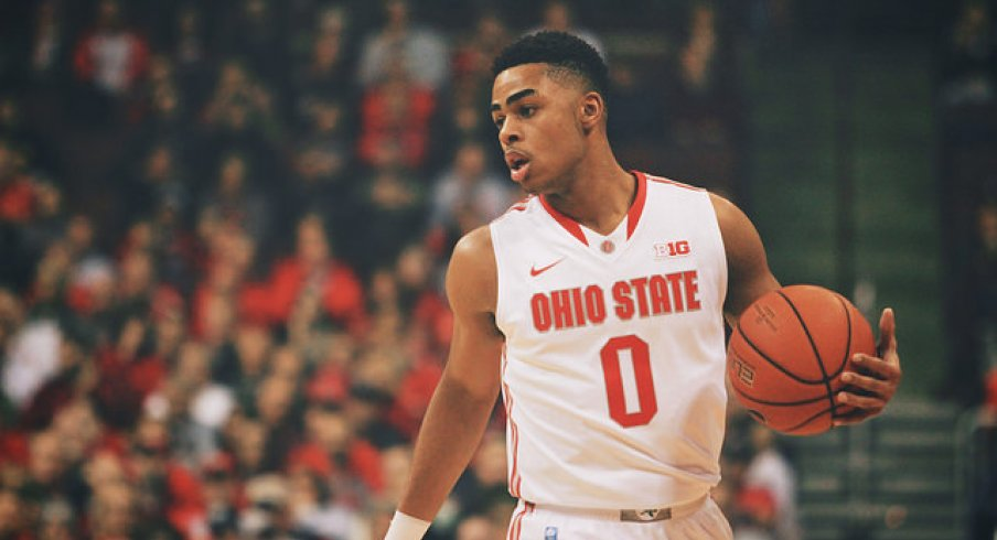 As expected, Ohio State toyed with in-state foe Wright State, 100-55, Saturday night.