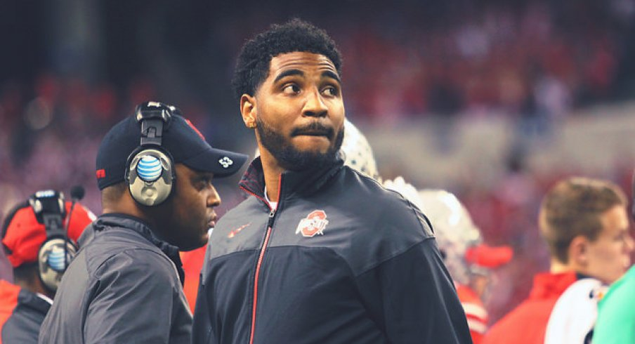 Braxton Miller, get well soon.
