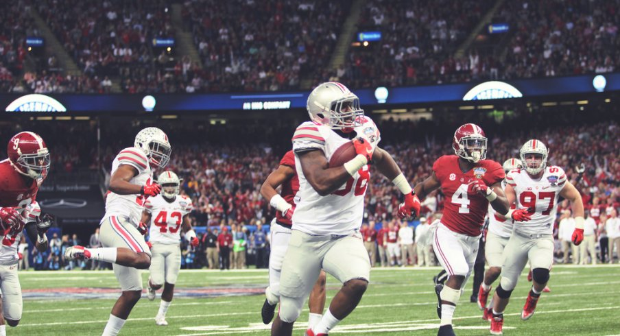 Steve Miller came up huge for Ohio State in the Sugar Bowl.