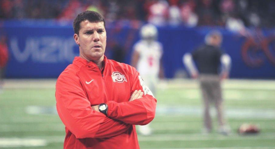 Ohio State Co-Defensive Coordinator Chris Ash