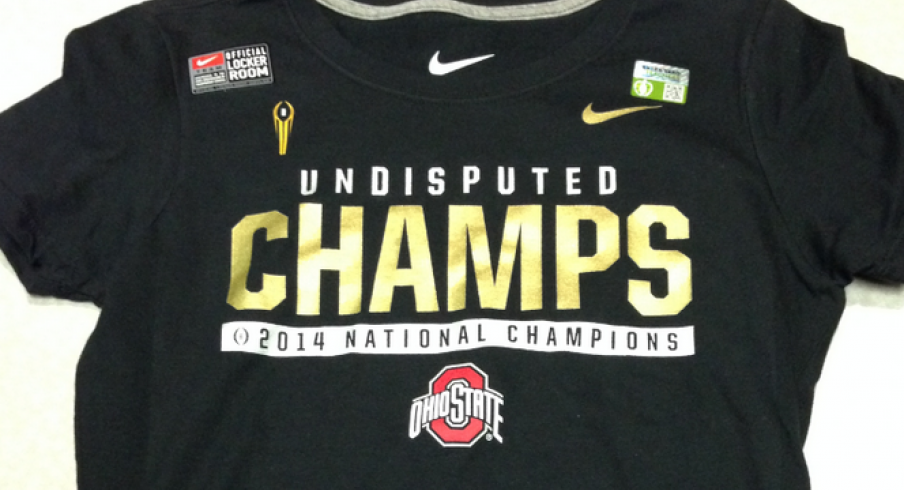 various colors 6c3a6 6df10 Michigan Man Indicted for Peddling Counterfeit Ohio State ...