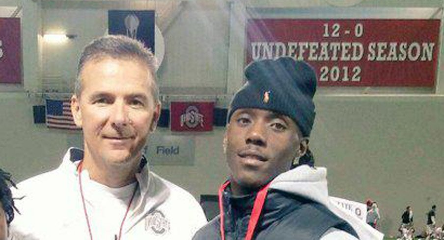 Demario McCall is a Buckeye...finally.