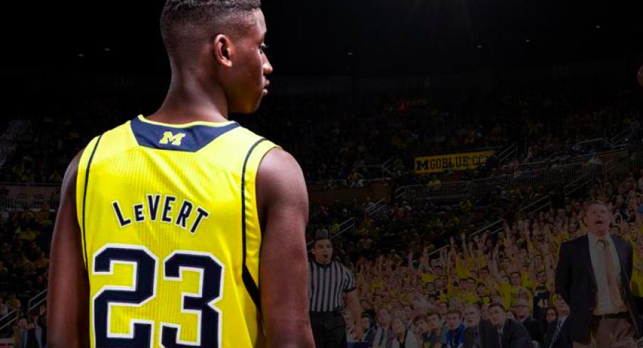 Michigan S Caris Levert Returns For Senior Season Eleven Warriors