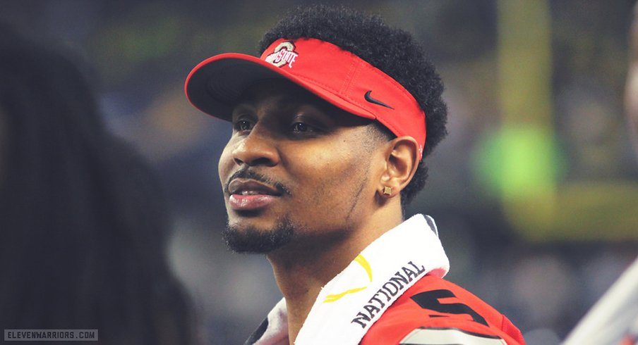 Braxton Miller will be representing Ohio State in South Carolina this week